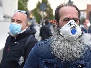 Március óta nem volt ennyire kevés új fertőzött az olaszoknál