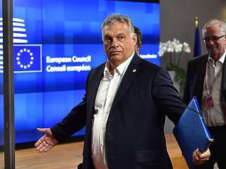 Macron dühöngött, Orbán beszólt, Kurz kisétált – áll a bál az EU-csúcson