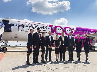 Nagy mérföldkőhöz ért a Wizz Air