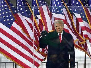 Újabb lépést tettek afelé, hogy Trump soha többé ne lehessen elnök