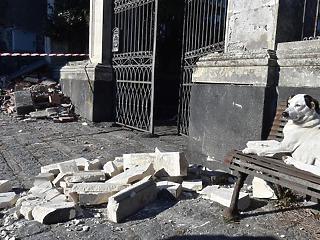 Rengett a föld Szicíliában, az ablakon át is menekültek - újabb részletek