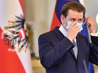 Vírus: fájdalmas szigorításokat vezet be Ausztria