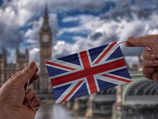 Javult a helyzet a briteknél