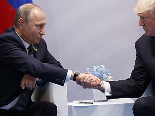 Putyin–Trump-csúcs: kibékül a két nagyhatalom?