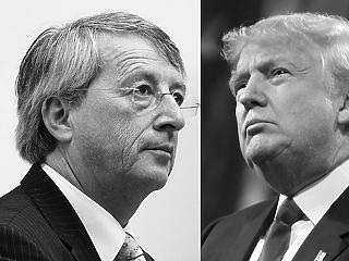 Juncker bekeményített: így vágna vissza Trumpnak?