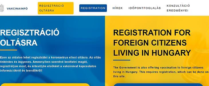 Nem árt tudni, hogy 19 nap, mire újra tud az ember regisztrálni. Fotó: mfor.hu