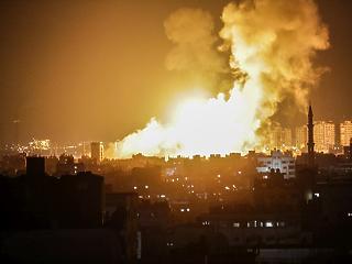 Tűzszünet helyett megint ölik egymást az izraeliek és a palesztinok
