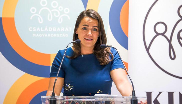 Novák Katalin a Me Too után 3 évvel: Bízzuk a nőkre, hogy akarnak-e versenyezni!