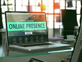 Az online jelenlét fontossága minden vállalati szektorban