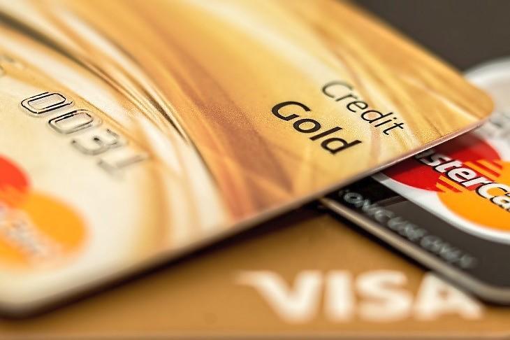 Hitelkártyák (Pixabay.com)
