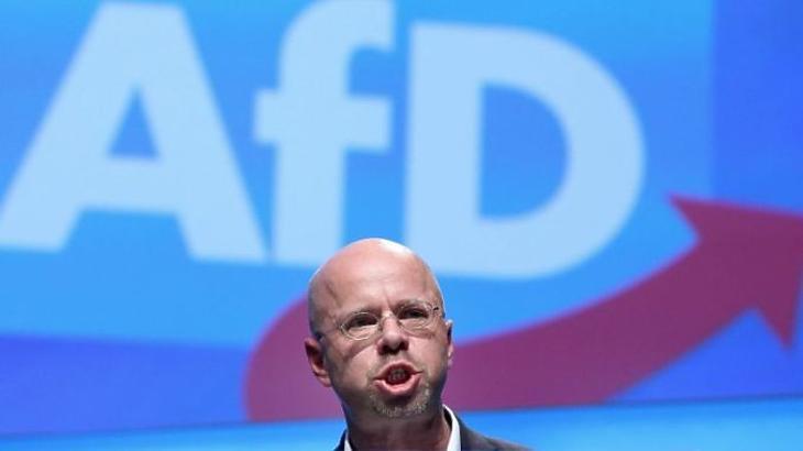 Andreas Kalbitz (Ronny Hartmann/AFP via Getty Images)