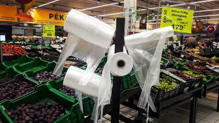 Zöld utat kapott az egyszer használatos műanyagok betiltása Magyarországon
