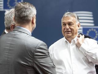 Megmagyarázta brüsszeli bizonyítványát Orbán Viktor