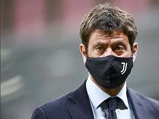 A brit csapatok kilépése után már nem indulhat el a Szuperliga a Juventus elnöke szerint