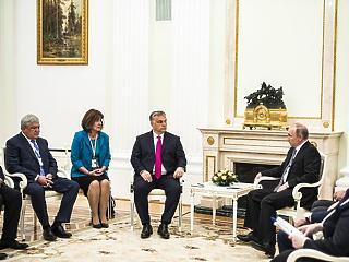Orbán és Csányi Putyinnál járt – miről tárgyaltak?