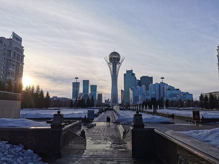 Astana, Kazahsztán (Fotó: Pixabay)