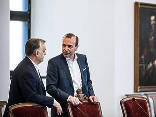 Weber: egy lépésre vagyunk a Fidesz kizárásától