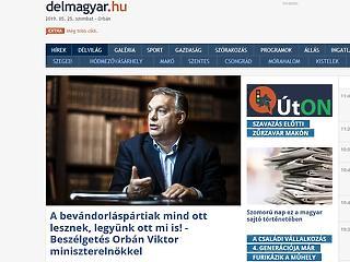 A nap képe: így darálta be a Fidesz a vidéki sajtót