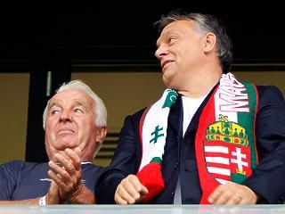 Orbán Viktor apjának cége is gazdagodott a túlárazott M4-es építésén