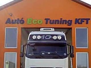 Chiptuning előnyei kamionoknál