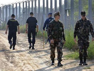 Ez lenne a nagy menekültáradat? Harmincöt határsértőt fogtak a magyar rendőrök