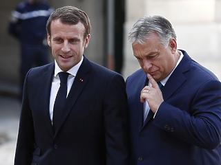 A nap képe: ilyen különös fotót már rég láttunk Orbán Viktorról