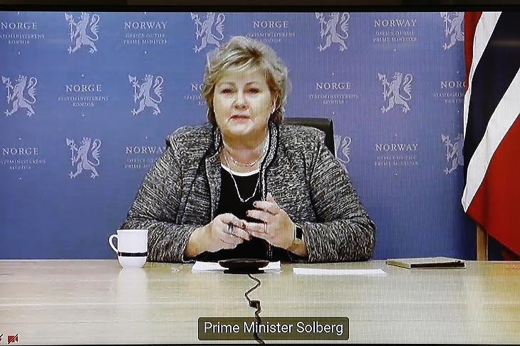 Balos kormány jöhet Norvégiában egy felmérés szerint