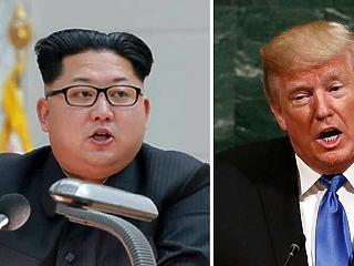 Meleg szavakkal kérte fel Kim Dzsongun Donald Trumpot