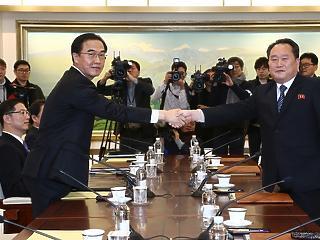 Megvan a következő dátum: ismét összeül a két Korea