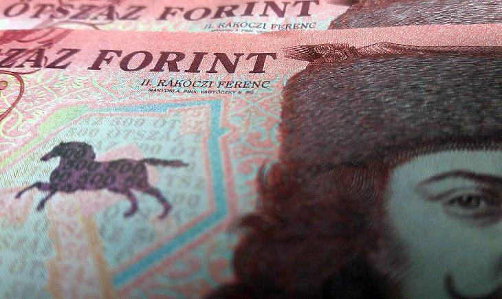 Forintbankjegy