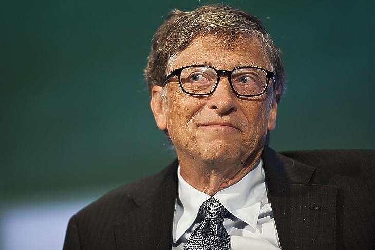 Egyesek szerint Bill Gates áll a járvány mögött