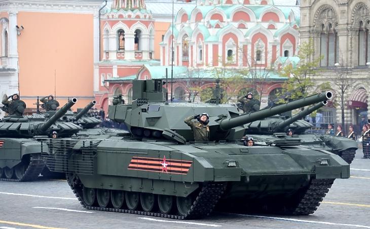 A jövő harckocsija: léket kapott Putyinék nagy terve