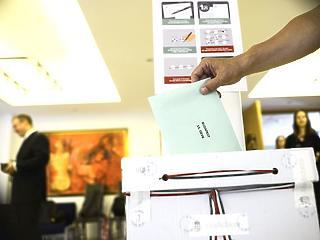 88 százalékos részvétel mellett itt már vége a szavazásnak