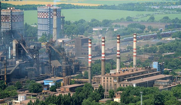 Februárban döcögött az ipar Forrás: duol.hu