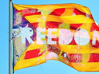 Nem tágítanak a katalánok - tovább harcolnak a függetlenségért