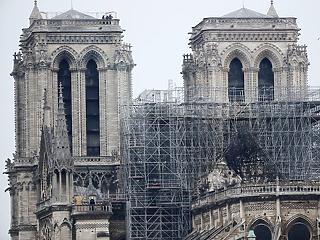 Tarlós is beszáll a Notre-Dame újjáépítésébe