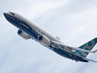 Leminősítették a Boeinget