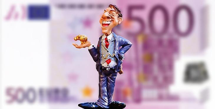 A német milliárdosok a recesszióban is tovább gazdagodtak