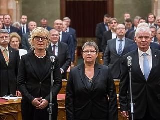 Újraválasztották Polt Pétert, alkotmánybíró lett Handó Tünde