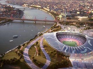 Védekezünk a járvány ellen: 2 milliárd forintot kap az atlétikai stadion