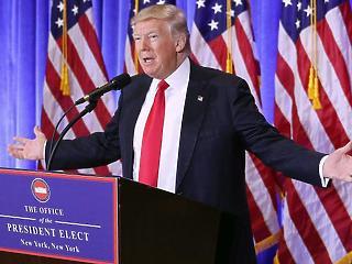 Trump beválthatja a fenyegetését - komoly konfrontációra készül