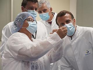 Megemelik az egészségügyi dolgozók bérét Franciaországban