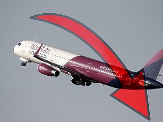 A Wizz Air-t is elérte a sztrájkhullám