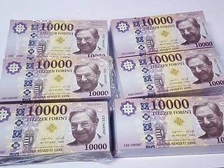 A nap képe: megjött a Soros-pénz, holnaptól osztogatják