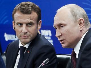 Politikai földrengés Európában: Putyin beengedi a franciákat