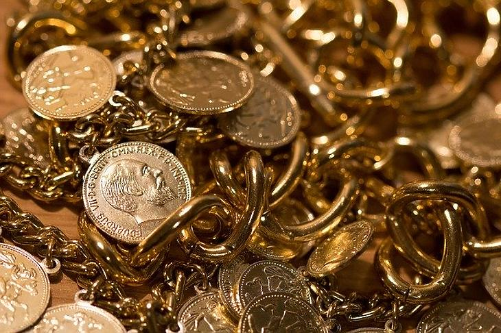 Aranytárgyak