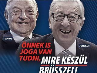 Sokkoló: reagált az Európai Bizottság a magyar kormány plakátkampányára