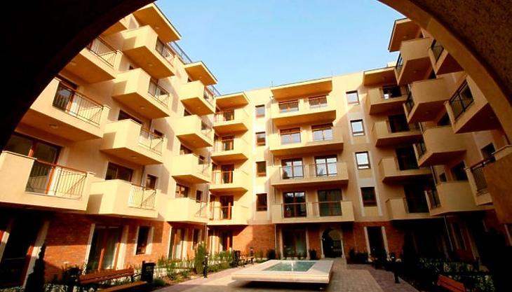 A lakásépítés Németországban is lassult a járvány alatt (fotó: pixabay.com)