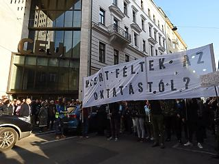Az amerikai nagykövet szerint a CEU ügye Orbán és Soros személyes konfliktusa