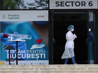 Tombol a koronavírus Romániában - telibe kapták a második hullámot